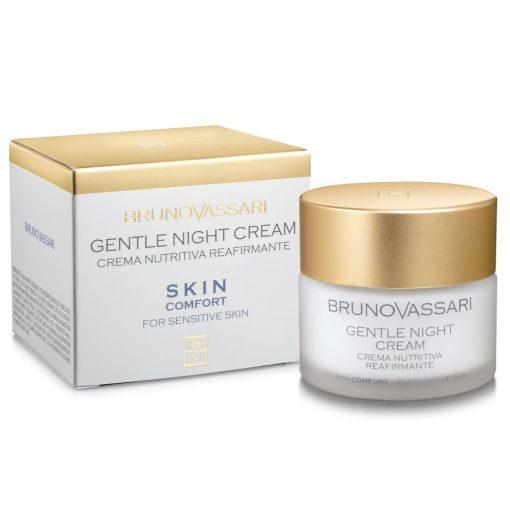 SKIN COMFORT - GENTLE NIGHT CREAM – Gyengéd tápláló éjszakai krém