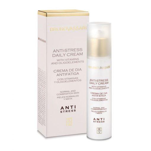 ANTI STRESS DAY CREAM – Nappali arckrém normál és kombinált bőrre