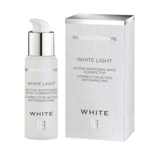 WHITE - LIGHT – Aktív szérum a foltok ellen