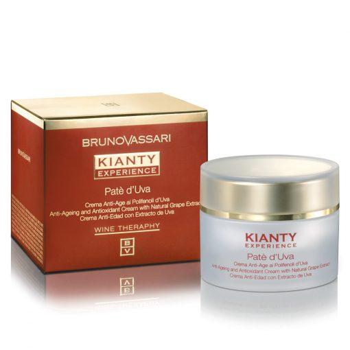 KIANTY - PATÉ D UVA - Aktív nappali anti-aging krém