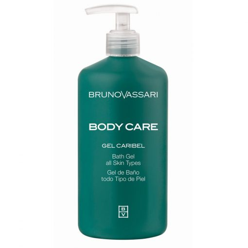 BODY CARE - GEL CARIBEL – Tusfürdő gél