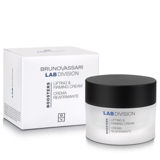 LAB DIVISION BOOSTERS - LIFTING AND FIRMING CREAM – Bőremelő, feszesítő anti-aging arckrém