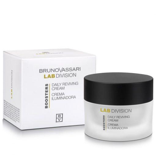 LAB DIVISION BOOSTERS - DAILY REVIVING CREAM – Ragyogásfokozó anti-aging arckrém