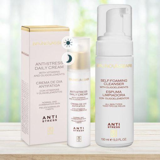 Vitalizáló, hidratáló csomag T-vonalban zsíros, stresszes bőrre